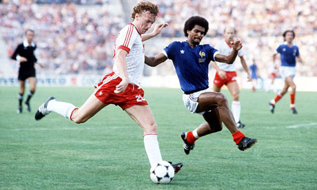 Coupe du monde 1982 : Pologne - France