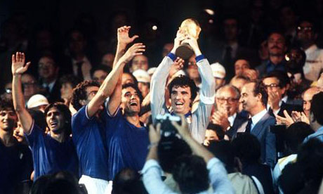 FIFA World Cup 1982 : Italy Germany