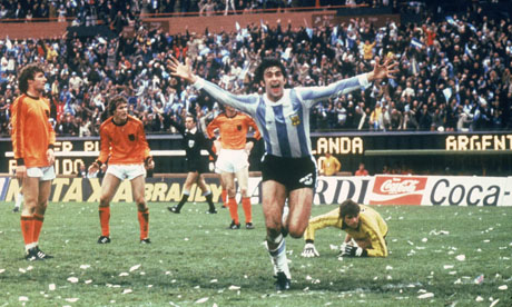 FIFA World Cup 1978 : Netherlands Argentina