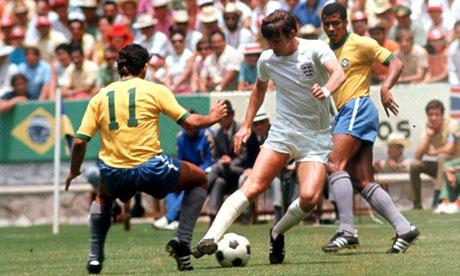 Copa do Mundo 1970 : Inglaterra Brasil
