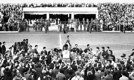 WM 1962 : Brasilien - Tschechoslowakei