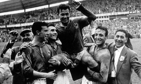 FIFA World Cup 1958 : France Germany