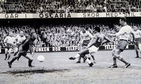 FIFA World Cup 1958 : Brazil Sweden