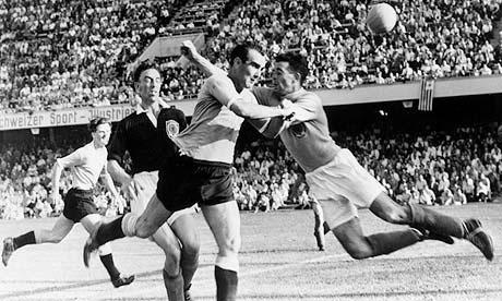 Copa Mundial de Fútbol 1954 : Uruguay Escocia