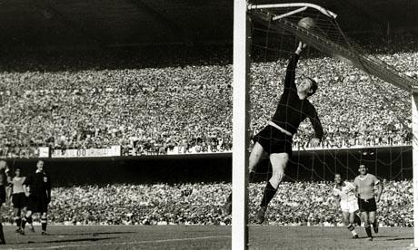 WM 1950 : Uruguay - Brasilien