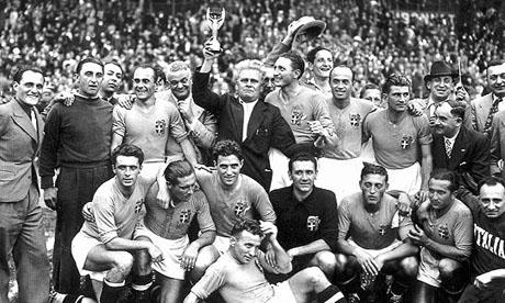 WM 1938 : Ungarn - Italien