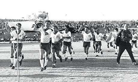 Copa Asiática 1964 : Corea del Sur - Israel
