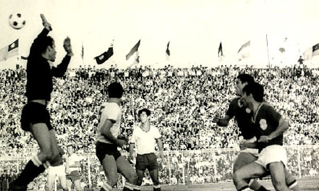 AFC Asian Cup 1968 : Iran Israel