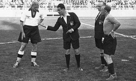 Coupe du monde 1934 : Allemagne Autriche