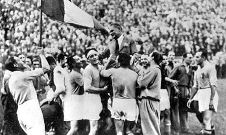 Coupe du monde 1934 : Italie - Tchécoslovaquie