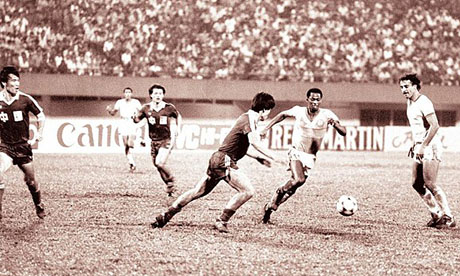 Copa Asiática 1984 : Arabia Saudita China