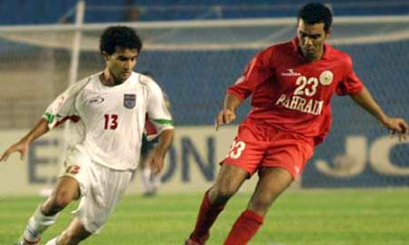Coppa d'Asia 2004 : Iran - Bahrein