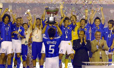 Coppa d'Asia 2004 : Cina - Giappone