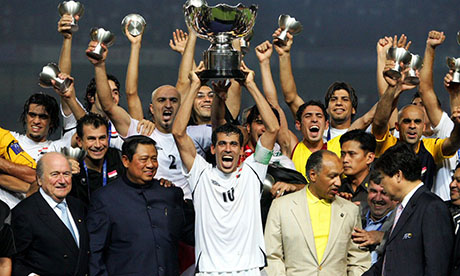Coppa d'Asia 2007 : Iraq - Arabia Saudita
