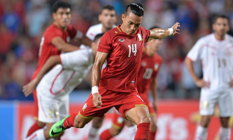 Asien-Cup 2015 : Thailand - Libanon