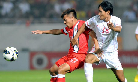 AFC Asian Cup 2015 : Vietnam Hong Kong
