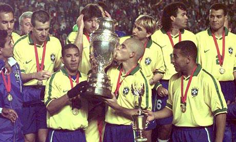 Coppa America 1997 : Bolivia - Brasile