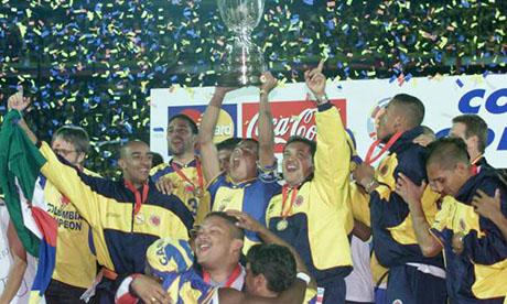 Coppa America 2001 : Colombia - Messico