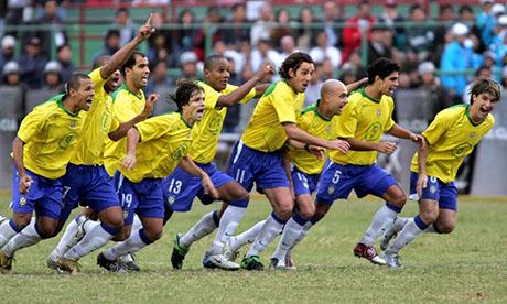 Coppa America 2004 : Argentina - Brasile