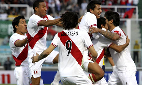 Coppa America 2011 : Perù - Venezuela