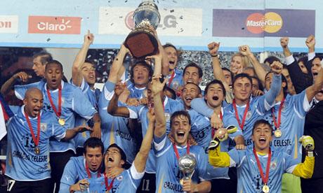 Coppa America 2011 : Uruguay - Paraguay