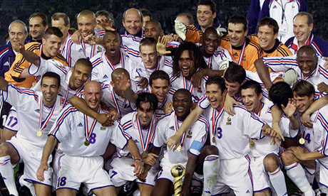 Confederations Cup 2001 : Giappone - Francia