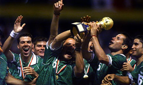 Confederations Cup 1999 : Messico - Brasile