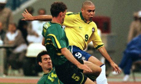 Coupe des conf d rations 1997 arabie saoudite 97 football - Palmares coupe des confederations ...