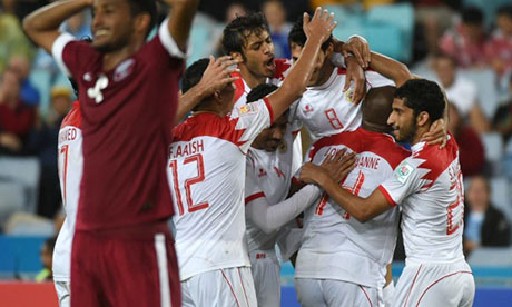 AFC Asian Cup 2015 : Qatar Bahrain