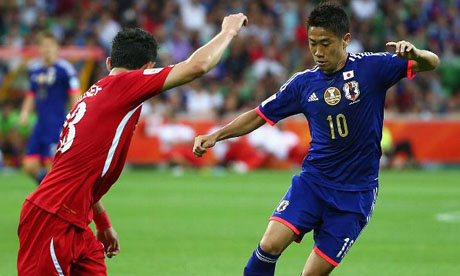 AFC Asian Cup 2015 : Japan Jordan