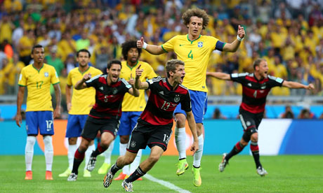 FIFA World Cup 2014 : Brazil Germany