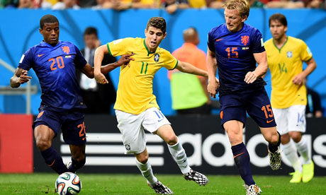 FIFA World Cup 2014 : Brazil Netherlands