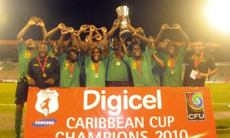 Coppa dei Caraibi 2010 : Guadalupa - Giamaica