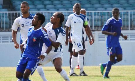 Coppa dei Caraibi 2012 : Haiti - Martinica