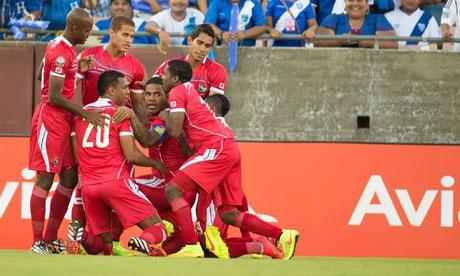 Copa Centroamericana 2014 : El Salvador Panamá