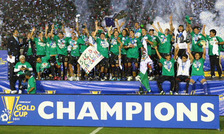 Copa de Oro de la Concacaf 2011 : Estados Unidos - México