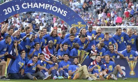 Gold Cup 2013 : Stati Uniti - Panamá