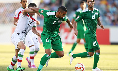 Coupe d'Asie des nations 2015 : Iran Irak
