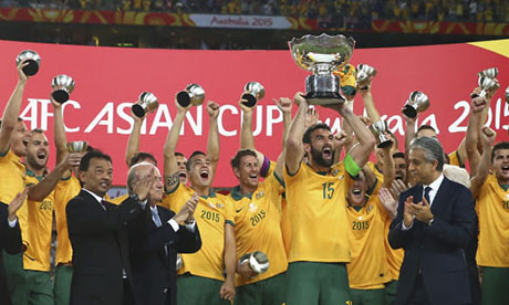 AFC Asian Cup 2015 : South Korea Australia