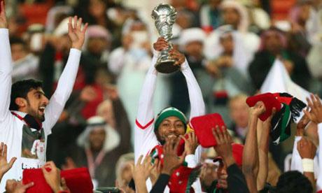 Copa do Golfo 2013 : Emirados Árabes Unidos - Iraque