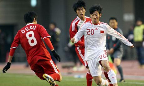 Copa de Asia Oriental 2010 : Hong Kong - China