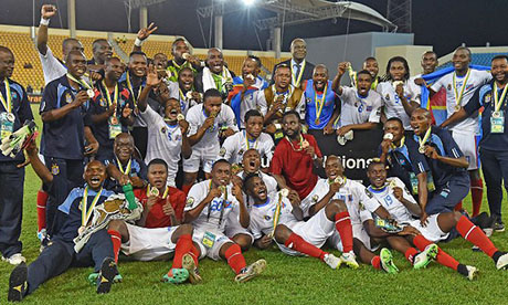 Africa Cup of Nations 2015 : DR Congo Equatorial Guinea