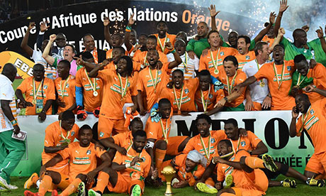 Africa Cup of Nations 2015 : Ivory Coast Ghana