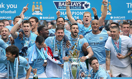 championnat d'Angleterre 2013-2014 : Manchester City - West Ham