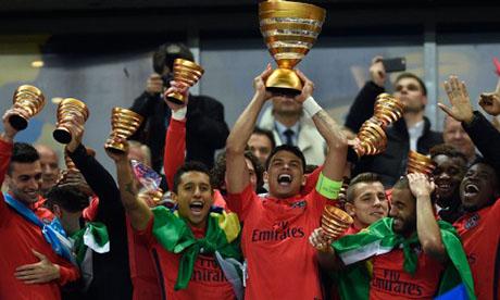 Coupe de la Ligue : Bastia - Paris SG