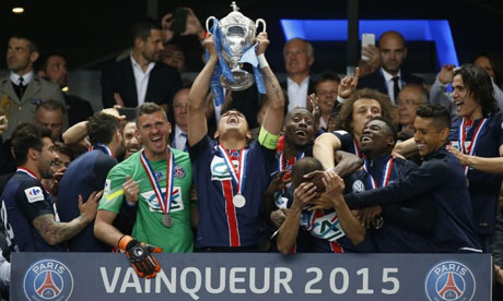 Coupe de france 2014 15 french cup football - Finale coupe de france football 2015 ...