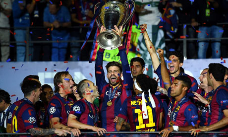 Champions League : Juventus Turin - Barcelona