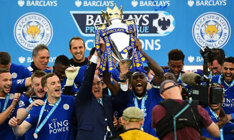 championnat d'Angleterre 2015-2016 : Chelsea - Leicester