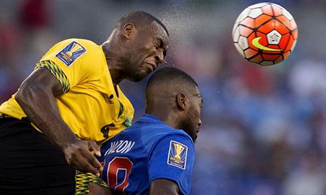 Copa Ouro 2015 : Haiti Jamaica