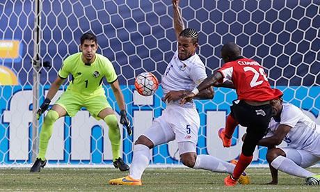 Copa Ouro 2015 : Trinidad e Tobago Panamá
